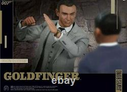 007 James Bond Sean Connery Goldfinger 1/6 Scale Big Chief