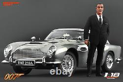 118 James Bond 007 Sean Connery VERY RARE! NO CARS! For aston martin by SF