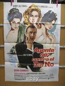 A8304 Agente 007 Contra El Dr No James Bond Sean Connery