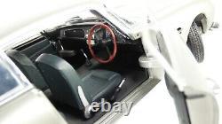 Autoart 118'65 Aston Martin DB5 007 James Bond Goldfinger Sean Connery Car Toy
