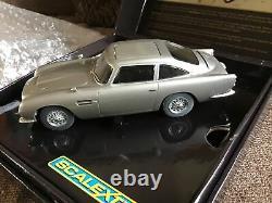 C3091A Scalextric Goldfinger James Bond 007 Aston Martin DB5 Ltd Sean Connery