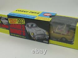 CORGI JAMES BOND'S 007 ASTON MARTIN DB5 GOLDFINGER SEAN CONNERY 04204 GOLD Car