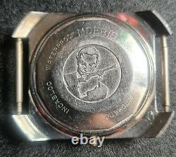 Cassa originale vintage orologio Moeris 007 James Bond automatico Sean Connery