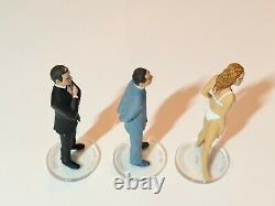 Corgi Icon James Bond Diorama F04101 Lair with Dr. No, Sean Connery&Honey figures