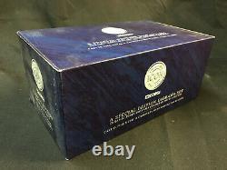 Corgi Icon James Bond Dr. No Lair Diorama Sean Connery Mint In Unopened Box