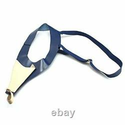 East. A 007 PPK Sholder Holster James Bond Sean Connery Leather Replica Prop