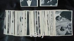 Full Set 1965 JAMES BONDSean CONNERY Secret Agent 007 Complete 1-66 Ex to Ex/Nm