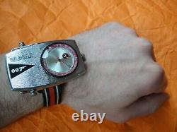 Gilbert 007 James Bond Spy Watch 1965 Eon Vintage Sean Connery Gadget Watch