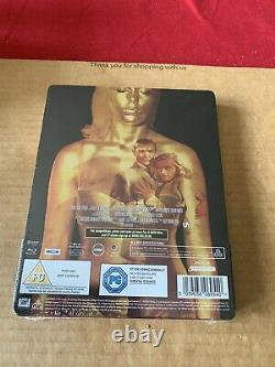 Goldfinger UK Blu ray Steelbook New & Sealed Sean Connery as 007 James Bond Rare