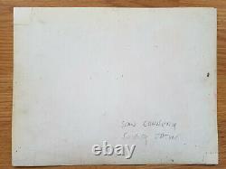 JAMES BOND 007 GOLDFINGER EA seltenes Aushangfoto 23 SEAN CONNERY'64 lobby card