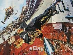 JAMES BOND 007 MAN LEBT NUR ZWEIMAL Plakat Poster SEAN CONNERY (#5)