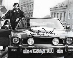 JAMES BOND Aston Martin signed autograph SEAN CONNERY, ROGER MOORE, DANIEL CRAIG