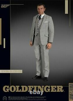 James Bond 007 Big Chief 1/6 scale SEAN CONNERY Figure from Goldfinger brand new