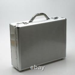 James Bond 007 Sean Connery Anniversary Aluminum Briefcase/case Limited Edition