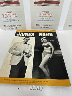 James Bond 007 / Sean Connery- Goldfinger Just sold at movie theaters