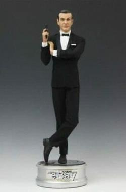 James Bond 007 Sideshow Collectibles 1/4 Scale Statue Sean Connery-New-MIB