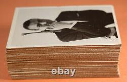 James Bond 007 THUNDERBALL Complete 66 Trading Card Set Glidrose Connery 1966
