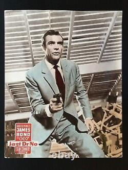 James Bond 007 jagt Dr. No Sean Connery Portrait FSK 22