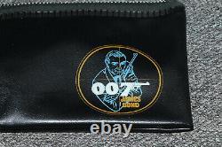 James Bond 1966 Zippered Pencil Case 007 Sean Connery Scarce