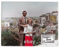James Bond Liebesgrüße aus Moskau Sean Connery Daniela Bianchi EA Aushangfoto #1