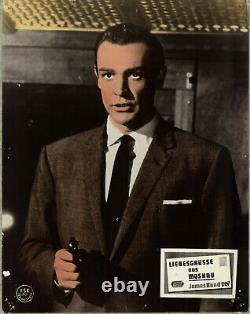 James Bond Liebesgrüsse aus Moskau ORIGINAL Aushangfoto der EA Sean Connery