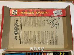 James Bond Sean Connery 007 Message From M Game (1966)