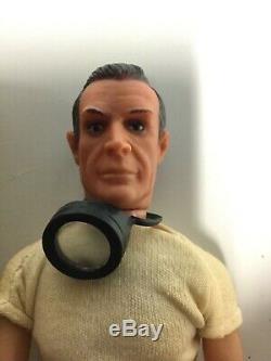 James Bond Sean Connery Gilbert 1965 Action Figure