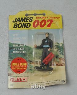 James Bond Secret Agent 007 Scuba Outfit Spear Gun Sean Connery Thunderball New