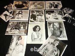 James bond 007 rare lot 44 photos presse cinema roger moore sean connery