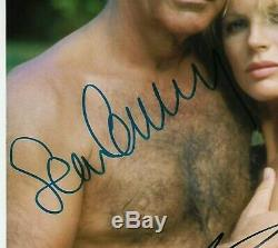SEAN CONNERY & KIM BASINGER James Bond Autographed 8x10 Signed Photo HOLO COA