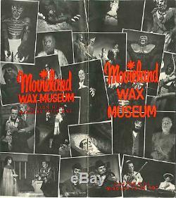 SEAN CONNERY Latex Head from MOVIELAND WAX MUSEUM MOLD! Pat Newman! JAMES BOND
