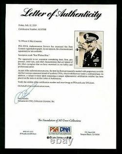SEAN CONNERY Signed PSA/DNA LOA Autographed 8x10 Photo JAMES BOND PRESIDIO