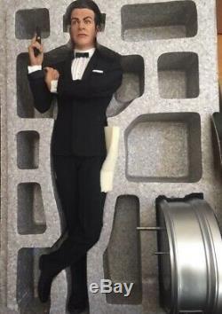 SIDESHOW 007 SEAN CONNERY DR. NO JAMES BOND 1/4 RARE Premium Format Statue