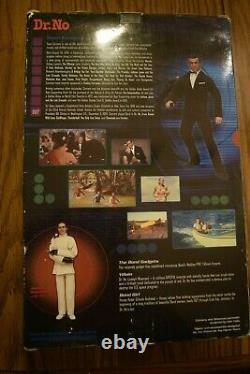SIDESHOW Agent 007 James Bond Dr. No Sean Connery 12 Action Figure