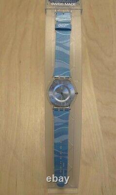 SWATCH 007 JAMES BOND SFK154 THUNDERBALL (2002 collection) SEAN CONNERY WATCH