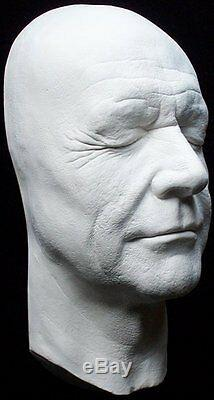 Sean Connery AKA James Bond 007 Life Mask The Rock, Hunt For Red October