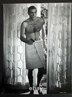 Sean Connery As James Bond 007 (from Russia With Love)orig, 1964 Photo (wow)