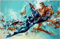 Sean Connery Authentic Bold Signed Cut Autograph James Bond 007 Thunderball
