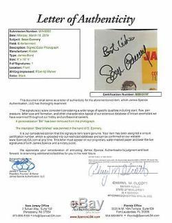 Sean Connery James Bond 007 Authentic Signed 8x10 Photo Autographed JSA #BB03197