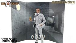 Sean Connery James Bond 007 Big Chief GOLDFINGER 1/6 figure