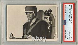 Sean Connery James Bond 007 Thunder Ball 1966 NM-MINT (PSA 8)