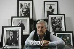 Sean Connery James Bond Diamonds R Forever Silver Gelatin Terry O'Neill Signed