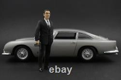 Sean Connery James Bond Figure for 118 AUTOart Aston Martin DB5 DBS Vanquish