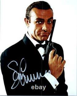 Sean Connery James Bond signed 8x10 Picture nice autographed photo pic with COA