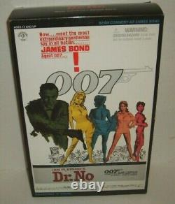 Sean Connery as JAMES BOND 007 Dr No 12 Figure Sideshow Toy Collectables NEW