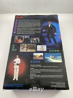 Sean Connery as James Bond 007 Dr. No Sideshow Figure MIB