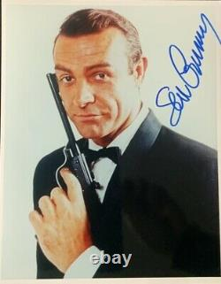 Sean Connery signed 10x8 James Bond photo (UACC AFTAL RACC Trusted seller ACOA)