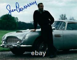Sean Connery signed 8x10 Photo autographed Picture James Bond with COA