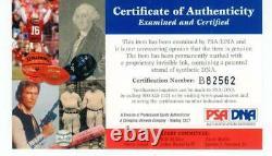 Sean Connery signed 8x10 photo James Bond PSA/DNA autograph