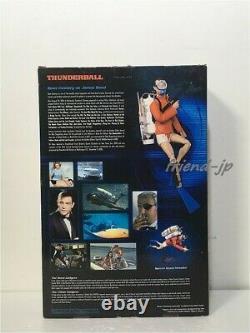 Sideshow 1/6 SEAN CONNERY as JAMES BOND 007 THUNDERBALL Action Figure
